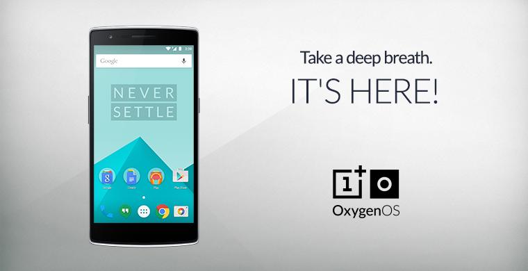 OxygenOS 3.0