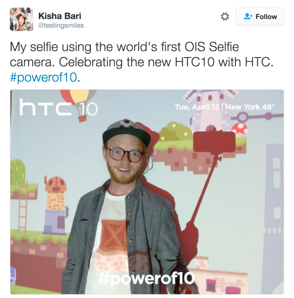 HTC 10 Selfie samples leak; featured with OIS 1