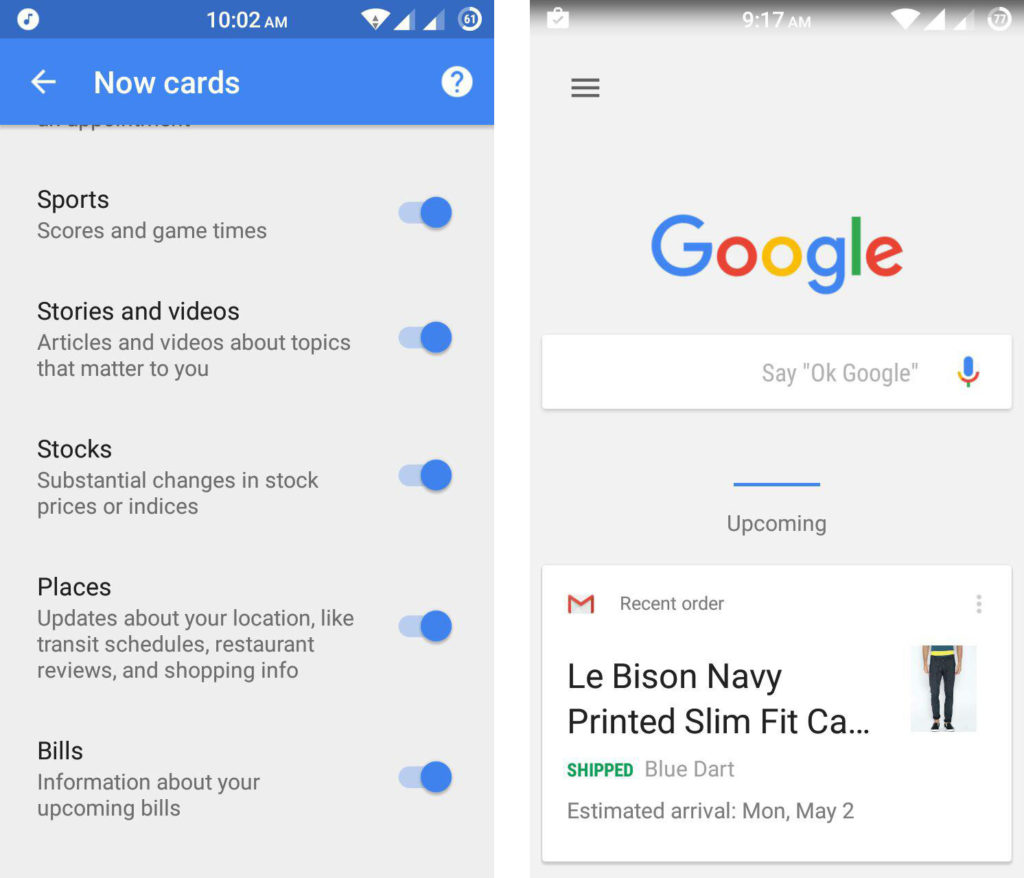 Google App gains a major update with Some new in-app features 1