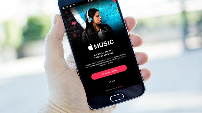 Apple Music Updated