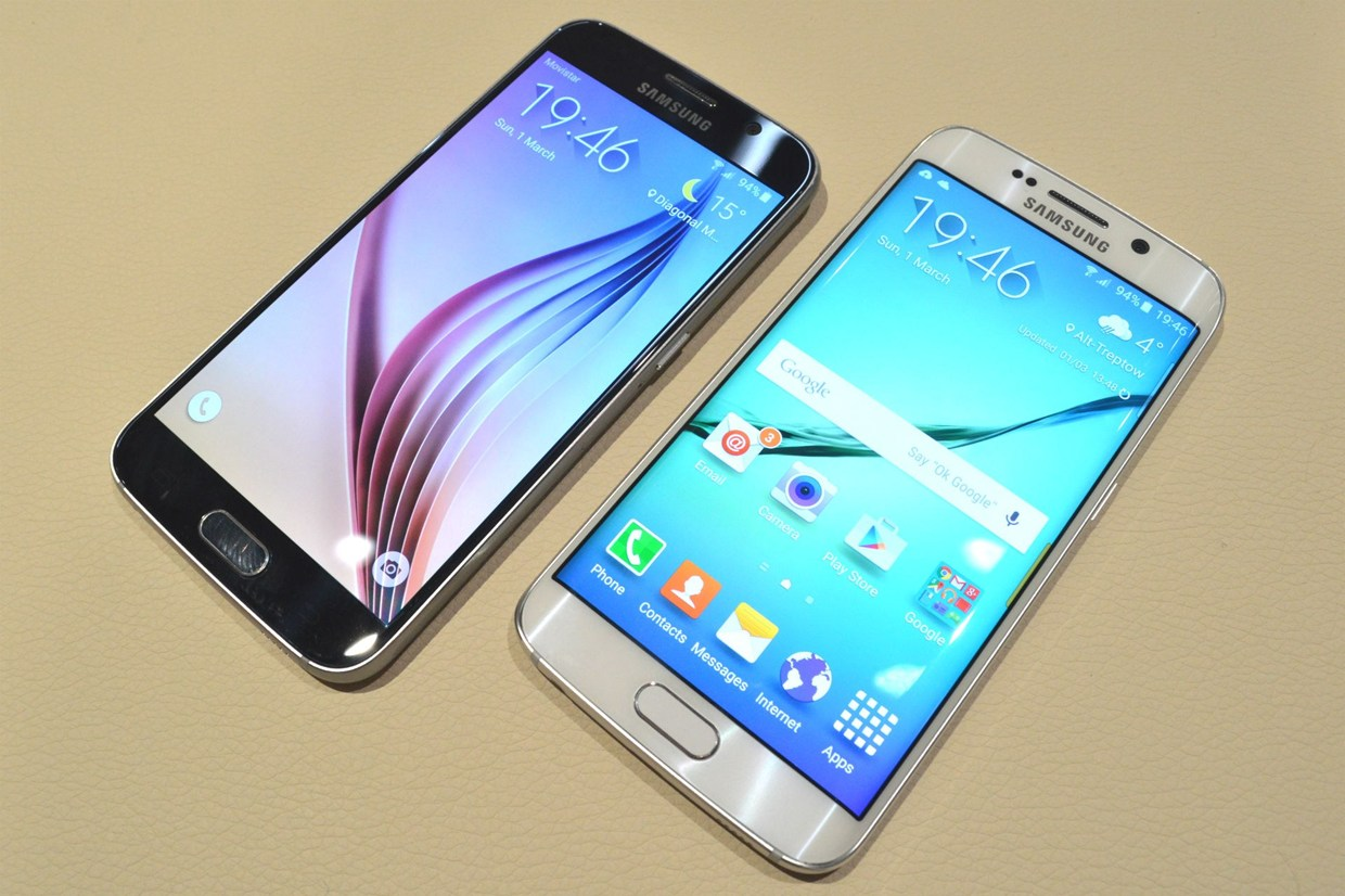 April Security Patch for Samsung Galaxy S6