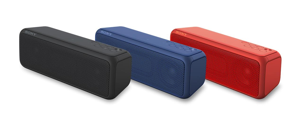 Sony Launches Their New EXTRA BASS Portable Wireless Speaker- SRS-XB3 1