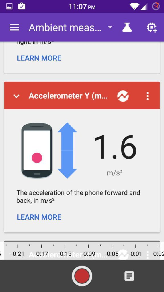 Google Introduced Science Journal App for conducting experiments with Smartphones 4