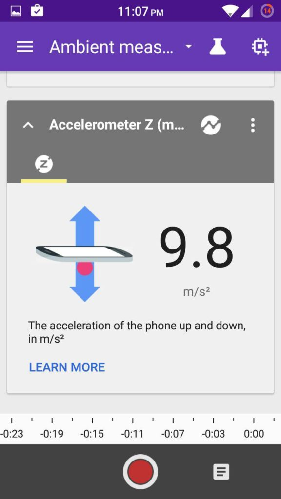 Google Introduced Science Journal App for conducting experiments with Smartphones 5