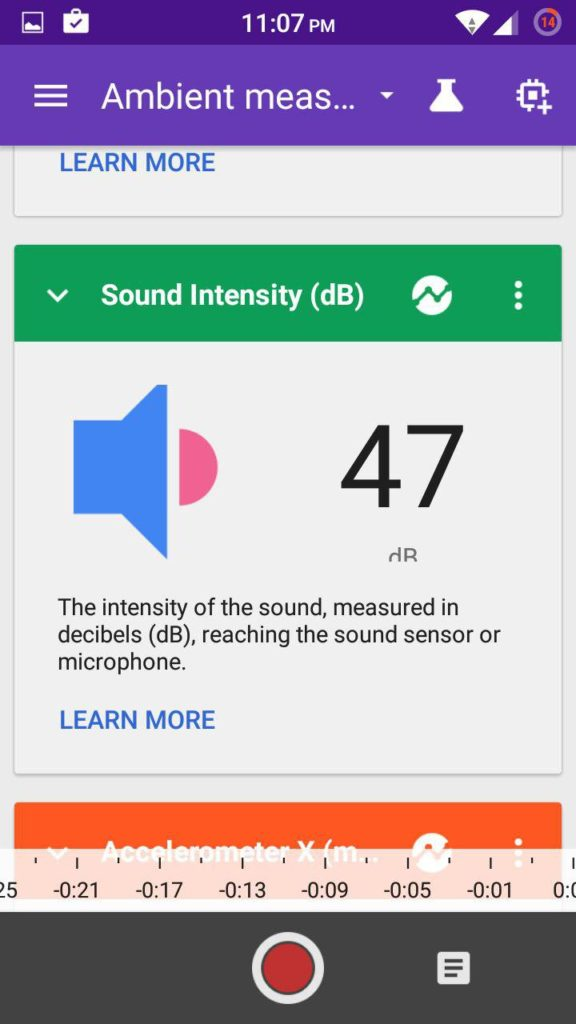 Google Introduced Science Journal App for conducting experiments with Smartphones 8