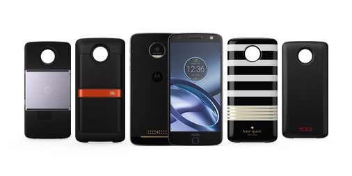 Lenovo announced Moto Z and Moto Z Force with MotoMods 1