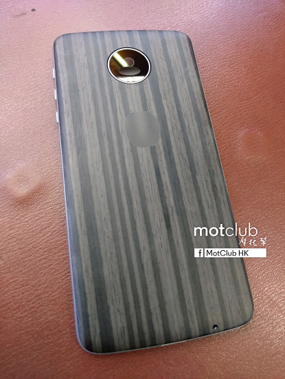 Moto Z with StyleMods surfaced in leaked images 3