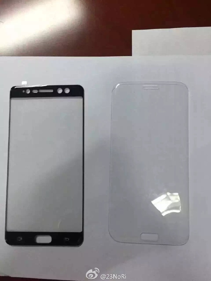 Samsung Galaxy Note 7 images leaked again with 'screen on' 4