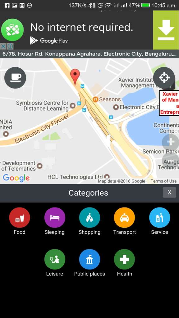 Top 5 Maps and Navigation Apps for Android 8