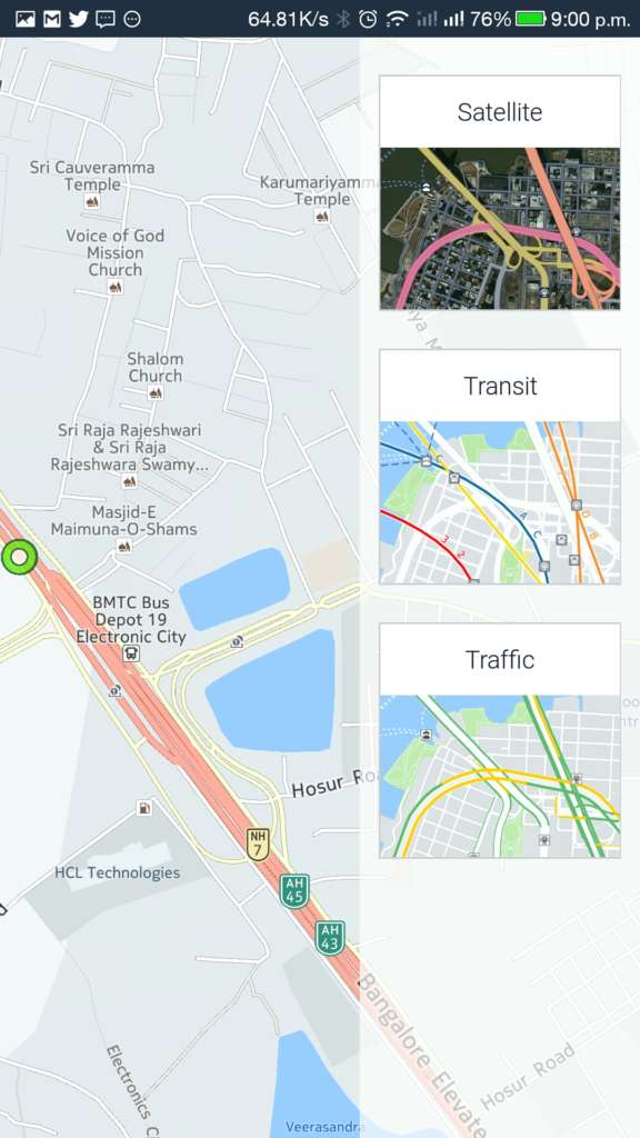 Top 5 Maps and Navigation Apps for Android 16