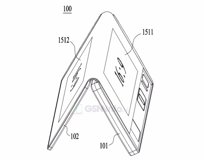 LG patents the foldable smartphone-tablet Hybrid 6