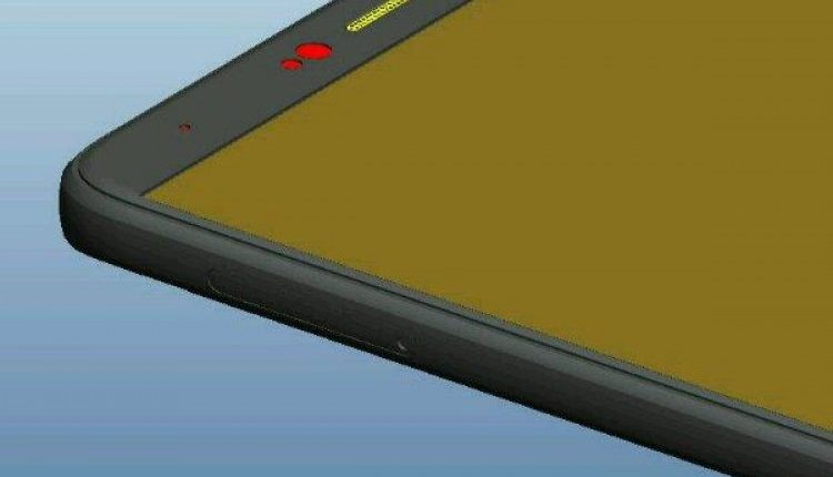 Huawei Mate 10 CAD renders leaked allegedly 5