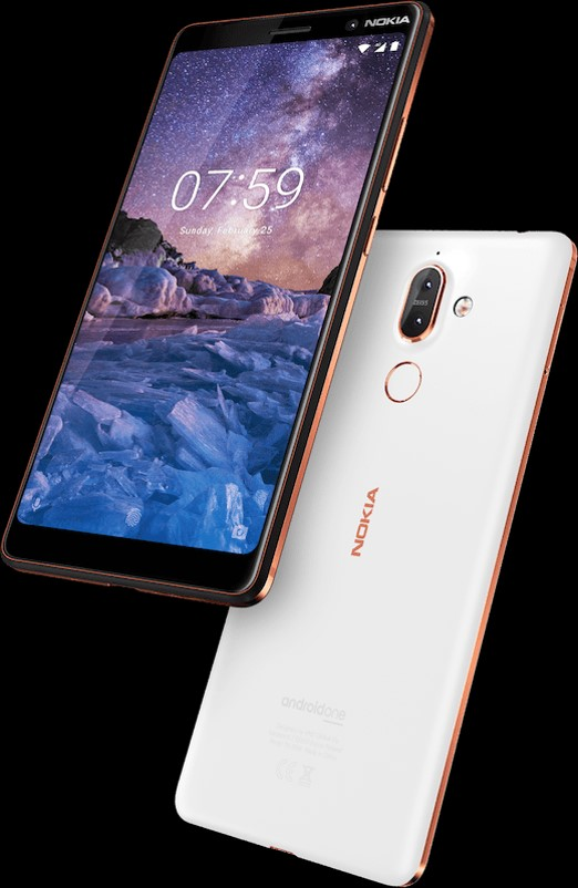 9) Nokia 8 Sirocco and Nokia 7 plus Pre-bookings started in India