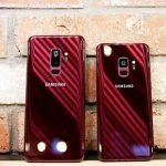 Galaxy S9 and S9+ in Burgundy Red color coming soon 4