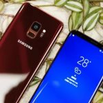 Galaxy S9 and S9+ in Burgundy Red color coming soon 2