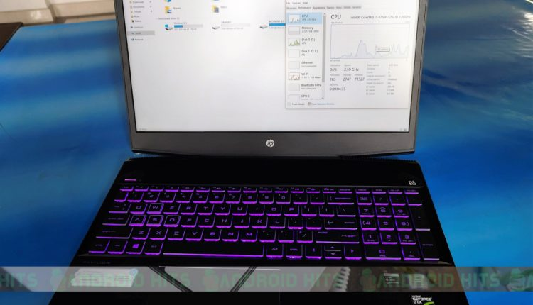 Review: HP Pavilion 15 Gaming Laptop, an unfinished battleship 14
