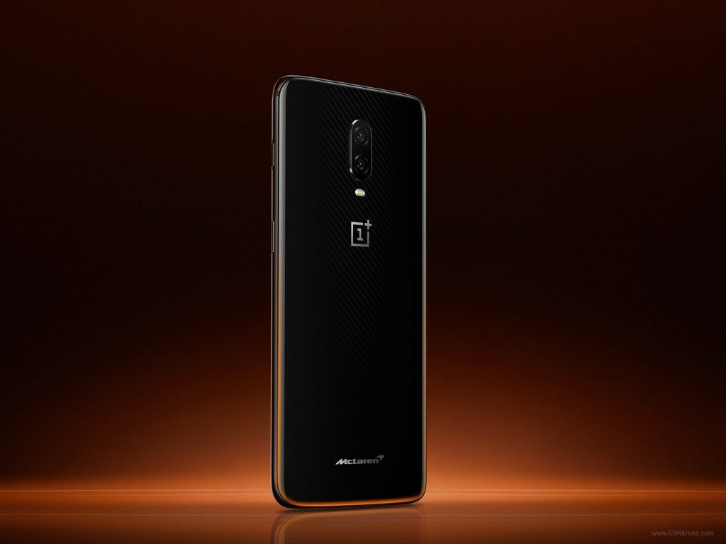 OnePlus 6T McLaren Edition comes packed with a new 30W Warp Charge and a whooping 10GB RAM 2
